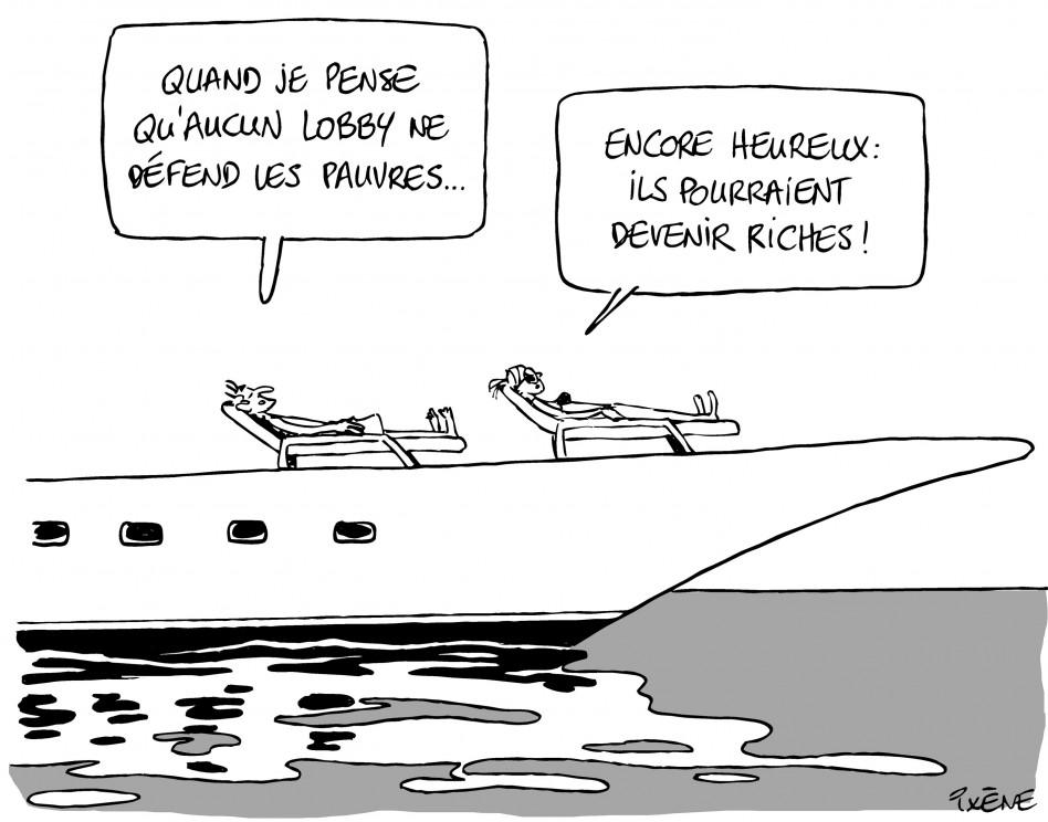 Dessin Ixène - Yacht
